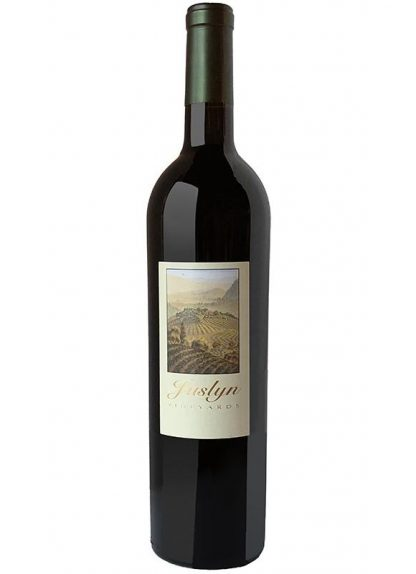 "2015 JUSLYN ""PERRY'S BLEND"" SPRING MOUNTAIN CABERNET 95 PARKER"