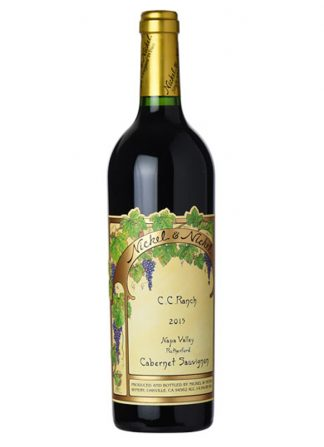 2015 NICKEL & NICKEL C.C. RANCH CABERNET SAUVIGNON (RUTHERFORD)