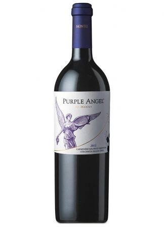 "2015 MONTES ""PURPLE ANGEL"" CARMENERE, CHILE"