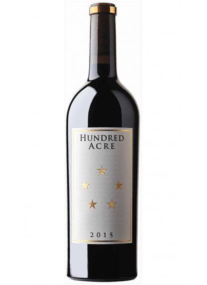 "2015 HUNDRED ACRE ""ARK VINEYARD"" CABERNET SAUVIGNON"