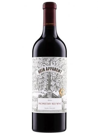 """2016 """"HEIR APPARENT"""" NAPA VALLEY RED WINE"""