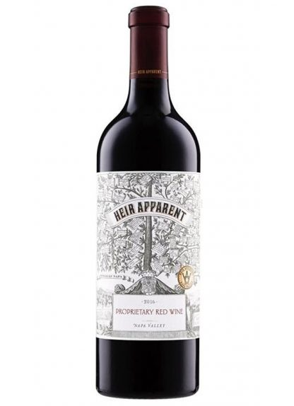 "2016 ""HEIR APPARENT"" NAPA VALLEY RED WINE"
