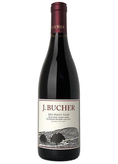 2015 BUCHER ESTATE RUSSIAN RIVER VALLEY PINOT NOIR BEST RED WINE