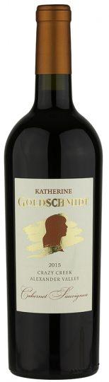 """2015 KATHERINE GOLDSCHMIDT """"CRAZY CREEK"""" CABERNET SAUVIGNON"""