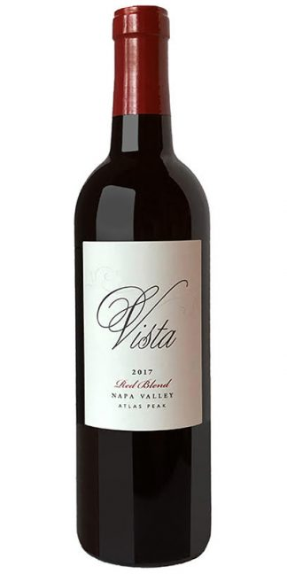 2017 VISTA ATLAS PEAK PROPRIETARY RED WINE