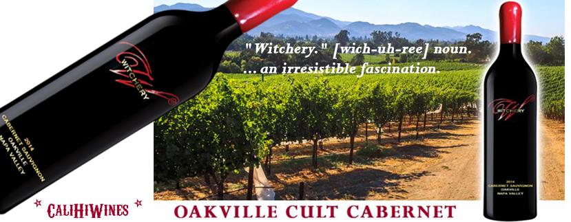 "2014 WITCHERY ""OAKVILLE"" CABERNET SAUVIGNON"