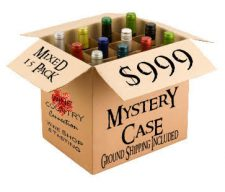 Mystery Case Wine 999