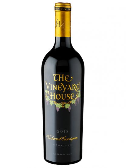 "2013 THE VINEYARD HOUSE ""OAKVILLE ESTATE"" CABERNET SAUVIGNON"