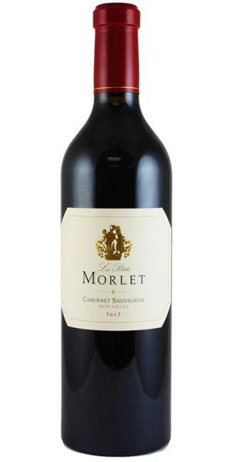 """2012 MORLET """"LES PETITS MORLET"""" CABERNET SAUVIGNON"""