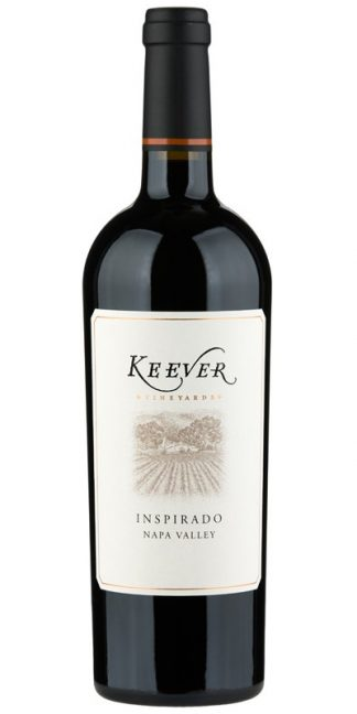 "2016 KEEVER ""INSPIRADO"" NAPA VALLEY RED WINE by WINEMAKER CELIA WELCH"