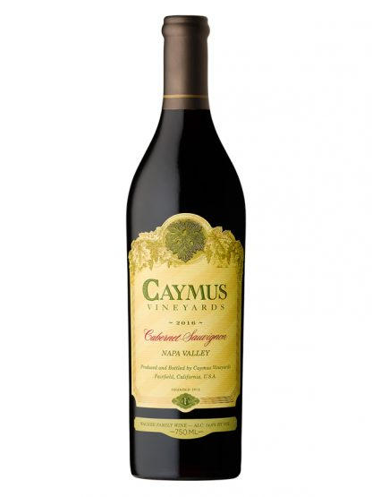 2016 Caymus Vineyards Cabernet Sauvignon Napa Valley