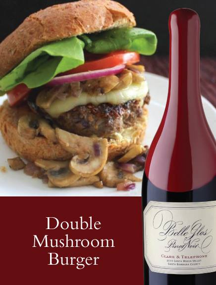 Belle Glos Pinot Noir Clark & Telephone Vineyard, Best Wine With Burgers