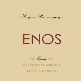 Enos Estate Cabernet Sauvignon 2014 Dry Creek Valley