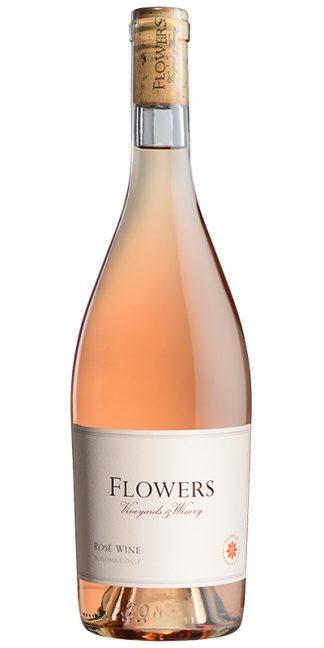 2017 Flowers Sonoma Coast Rosé of Pinot Noir