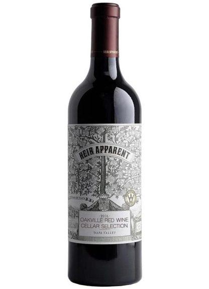 HEIR APPARENT 2016 OAKVILLE RED WINE