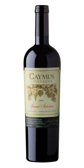 2015 Caymus Special Selection Cabernet Sauvignon