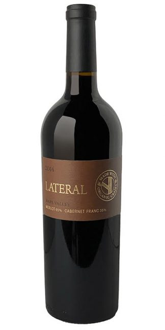 "2014 LATERAL ""NAPA VALLEY"" PROPRIETARY RED"