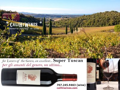 2012 ARIA DI CAIAROSSA Super Tuscan