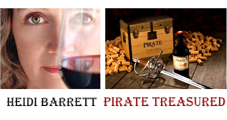 Heidi Barrett PIRATE TREASURED