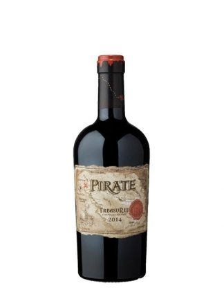 PIRATE TREASURED Wine by Heidi Barrett