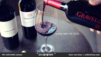 gravel bed red 2016