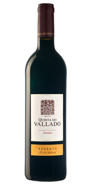 2015 QUINTA DO VALLADO RESERVA DOURO PORTUGAL