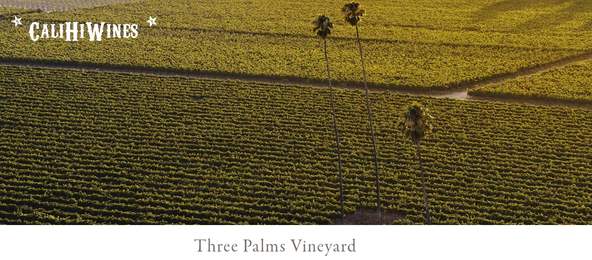 CaliHiWines Three Palms Vineyard Merlot