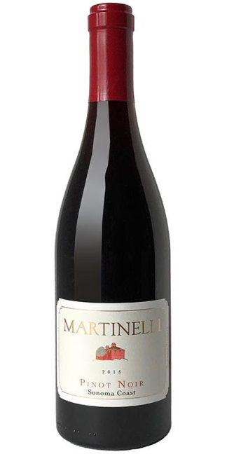"2015 MARTINELLI ""SONOMA COAST"" PINOT NOIR"