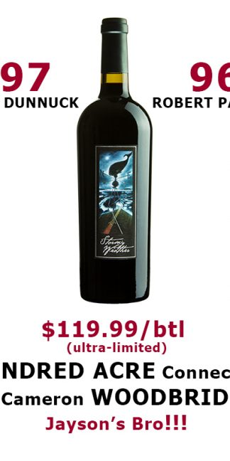 Stormy Weather Cabernet Cult Wine