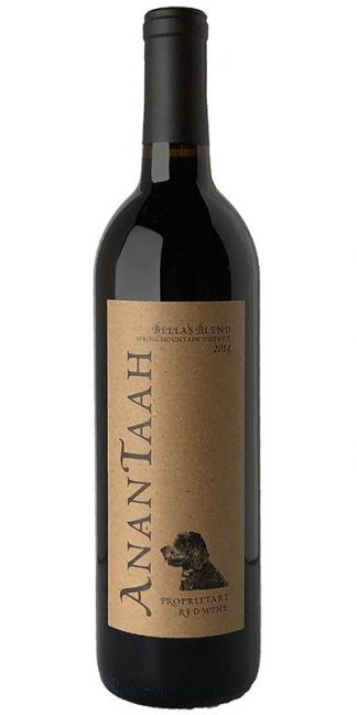 2014 ANANTAAH BELLA'S BLEND, SPRING MOUNTAIN DISTRICT