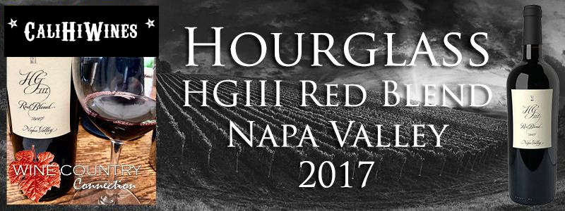 2017 HOURGLASS HG III PROPRIETARY RED BLEND