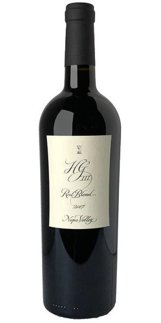 2017 HOURGLASS HG III PROPRIETARY RED, NAPA VALLEY