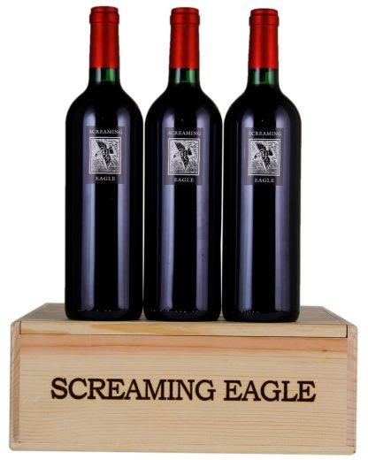 Screaming Eagle Cabernet Sauvignon 2016 in OWC (3 x 750ml)