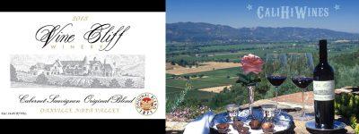 Vine Cliff 2013 Oakville Cabernet Sauvignon Original Blend 1871