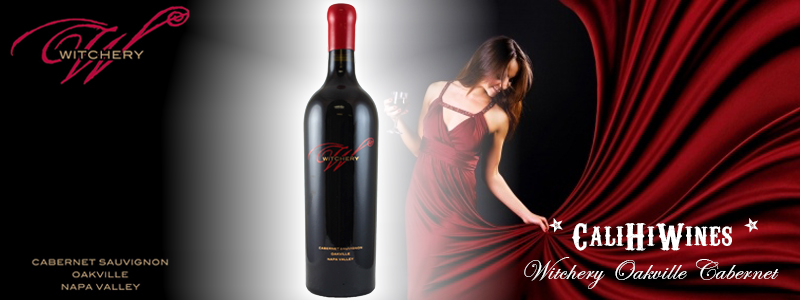 WITCHERY OAKVILLE CABERNET