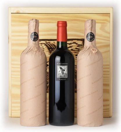 2016 Screaming Eagle Cabernet Sauvignon (3 bottle OWC)