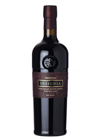 2007 Joseph Phelps INSIGNIA Napa Valley Bordeaux Blend