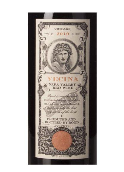 2010 Bond Vecina Napa Valley Cult Wine