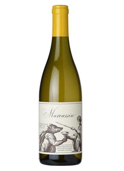 2012 Marcassin Chardonnay Marcassin Vineyard Sonoma Coast