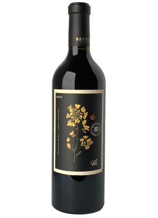2015 REYNOLDS FAMILY PERSISTENCE PROPRIETARY RED