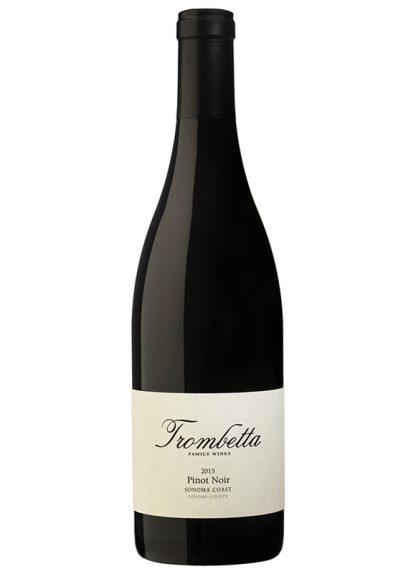 2015 Trombetta Pinot Noir Sonoma Coast