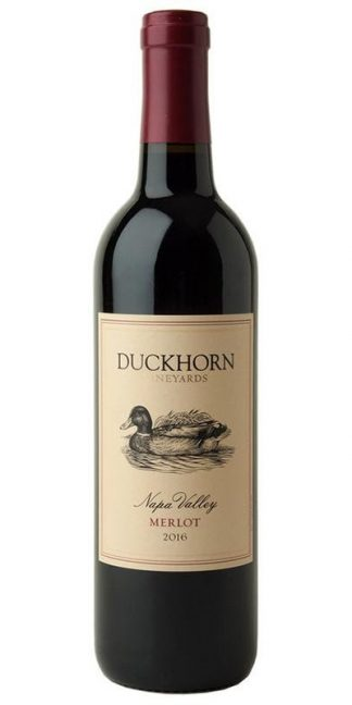 2016 Duckhorn Napa Valley Merlot