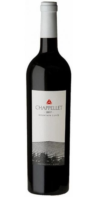 2017 CHAPPELLET MOUNTAIN CUVEE PROPRIETARY RED
