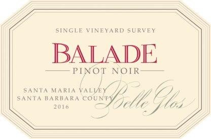 Belle Glos Balade Pinot Noir 2016
