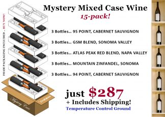Mystery Case of Wine