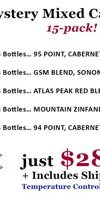 Mystery Case of Wine