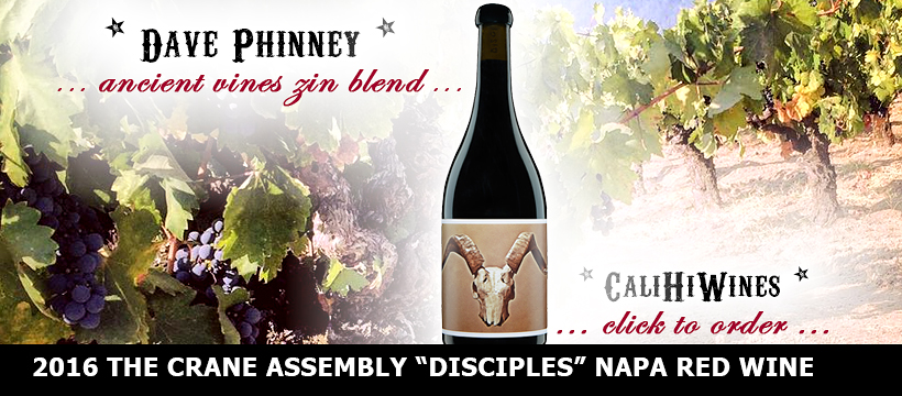 DISCIPLES 2016 RED WINE NAPA VALLEY