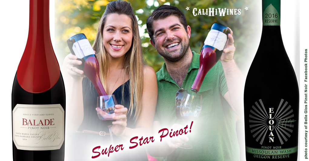 Winemaker Joseph Wagner as seen here with SuperStar Colbie Caillat