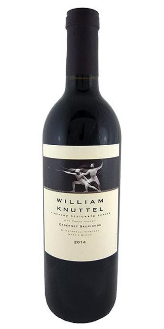 2014 WILLIAM KNUTTEL D. RAFANELLI VINEYARD MARY'S BLOCK CABERNET SAUVIGNON