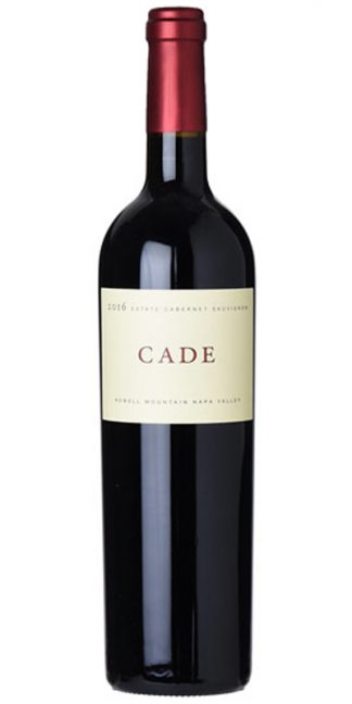 2016 CADE HOWELL MOUNTAIN CABERNET SAUVIGNON